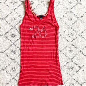 Victoria's Secret 26 ribbed tank